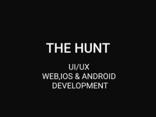 the Hunt Fashion application